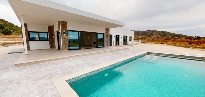 Luxury Modern Villas With Swimming Pool